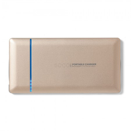Portable Charger Pro Lite - gold