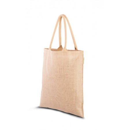 Jute bag Fairbag deluxe