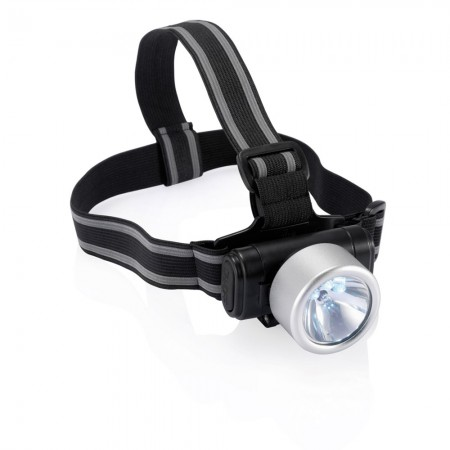Everest headlight, silver