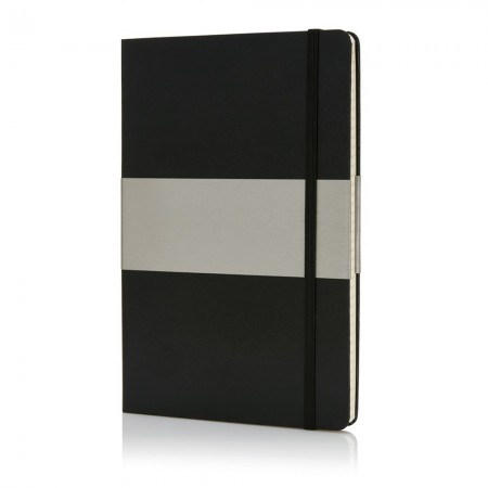 A5 squared hardcover notebook