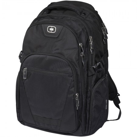 """Curb 17"""" laptop backpack"""