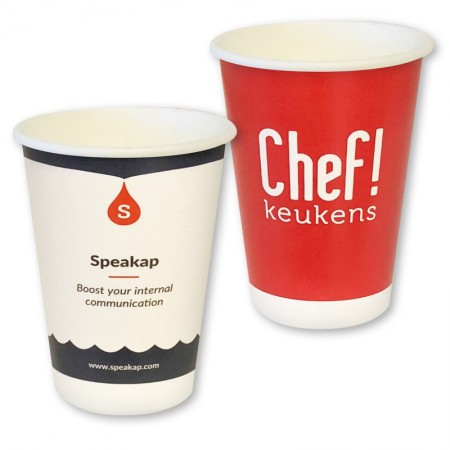 Paper cups single wall 7.5 Oz