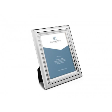 Photo frame Milano 10x15 cm, silver plated
