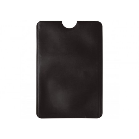 Cardholder anti-skim soft
