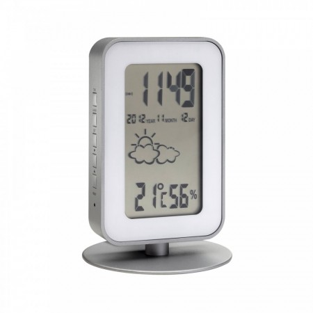 Weather station REEVES-RAYMORE