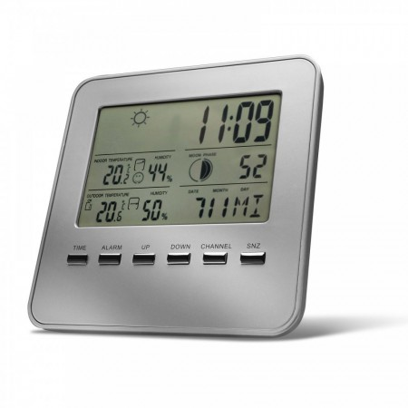 Weather station with outdoor sensor REEVES-IPSWICH