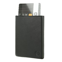 Valenta Card Case Pocket Luxe - black