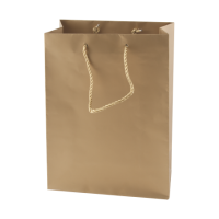 Matt laminated paper bag