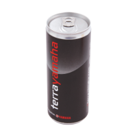 Can with energy drink