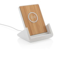 Ontario 5W wireless charging stand, white