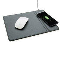 Mousepad with 5W wireless charging