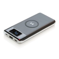 10.000 mAh powerbank with wireless 5W charger