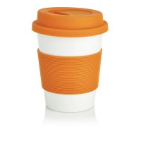 ECO PLA coffee cup, grey