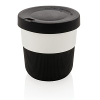 PLA cup coffee to go 280ml, black