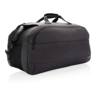 Swiss Peak modern weekend bag, black