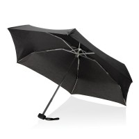 Swiss Peak mini umbrella, black