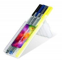 STAEDTLER triplus mobile office with ruler