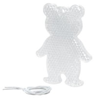 """Safety reflector """"Bear"""", without print"""