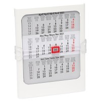 Table and wall calendar