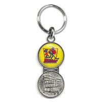 Shopping Cart Coin- / Coin-holder / Keychain