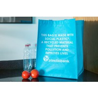 Shopping Bag made from Recycled PET Bottles