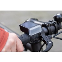 A bike light that simply keeps working