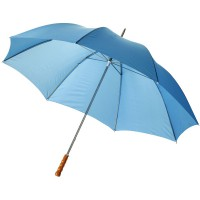 "Karl 30"" golf umbrella with wooden handle"
