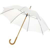 Jova 23 umbrella with wooden shaft and handle""