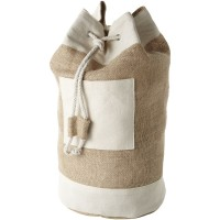 Goa sailor duffel bag made from jute