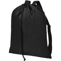 Oriole drawstring backpack with straps