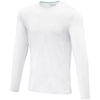 Ponoka long sleeve men's GOTS organic t-shirt