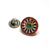 Tailor made Coloured pins