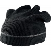 K-up Knitted slouch hat