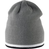 K-up Kids' BEANIE with two-tone contrasting edge
