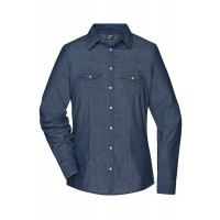 Ladies' Denim Blouse