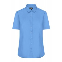 Ladies' Shirt Shortsleeve Poplin