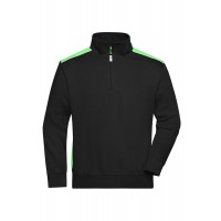 Workwear Half-Zip Sweat - COLOR -