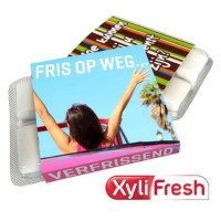 Xylifresh chewing gum 6-pack