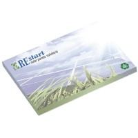 BIC® 101 mm x 75 mm 100 Sheet Adhesive Notepads Ecolutions®