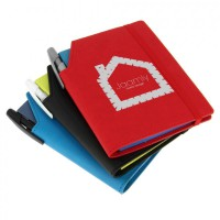 BIC® Notebooks Dual A6 Debossing / Hot Stamping
