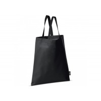 Non-woven carrier bag, short hand.