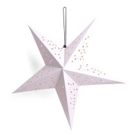SENZA 3D Star White