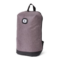 Norländer Network LED Backpack Grey
