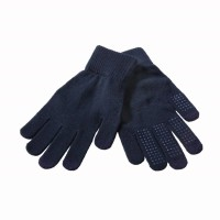 Text Gloves with Dots