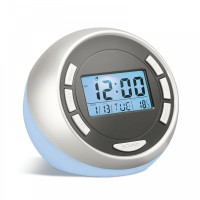 Desk clock with alarm function REFLECTS-ANTWERP