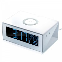 Wireless charger with alarm clock REEVES-CESSNOCK
