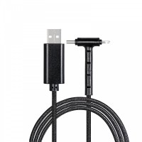 Charging cable with 3-in-1 REEVES-CHESTER