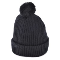 Raw Knitted Hat