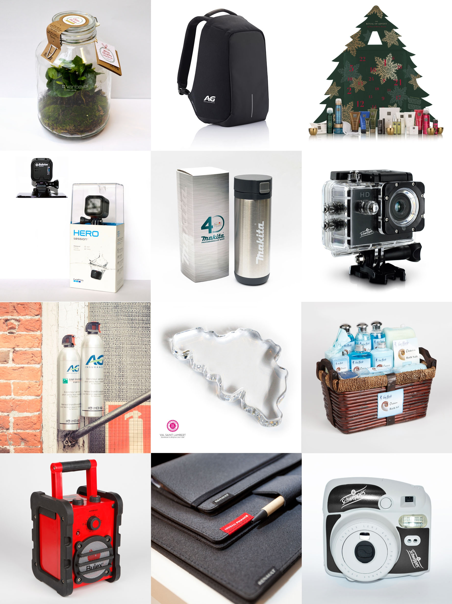 Christmas Business Gifts.Van Bavel Business Gifts